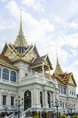 picture of palace  - The Grand Palace is a complex of buildings at the heart of Bangkok - JPG