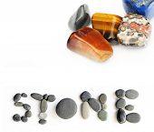 pic of lapis lazuli  - stones - JPG