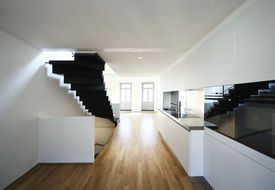 pic of duplex  - beautiful modern apartment - JPG