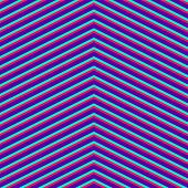 Chevron Seamless Pattern. Vector Texture With Thin Zigzag Lines, Diagonal Stripes. Colorful Abstract poster