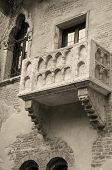Famous Balcony Of Juliet(Verona,Italy)