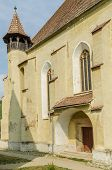 stock photo of evangelism  - Old Evangelical Fortified Church In Biertan - JPG