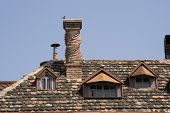 unusual chimney