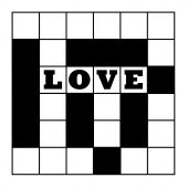 Love Crossword Puzzle