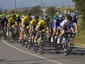 40ª Volta ao Algarve - Mark Cavendish and Alberto Contador