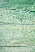 image of mint-green  - Old and peeled wooden rustic background in mint green - JPG