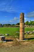 pic of ero  - Ancient Greek temples and ruins in southern Italy