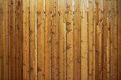 stock photo of raw materials  - Wood Fence Backdrop - JPG