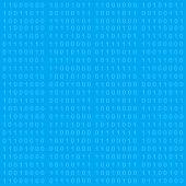 pic of binary code  - Binary code seamless background 2d illustration vector eps 8 - JPG