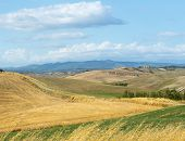 foto of senesi  - Crete senesi - JPG