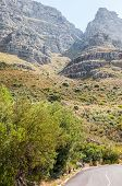 picture of ravines  - Cape Town - JPG