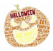 image of jack-o-lantern  - Halloween Jack O - JPG