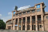 foto of dynamo  - First Moscow stadium  - JPG