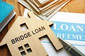 Bridge Loan And Mortgage Agreement With Pen. poster