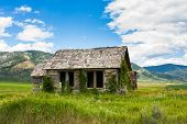 Abandoned Idaho Farmhouse