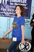 LOS ANGELES - MAR 8:  Rebecca Herbst at the 5th Annual General Hospital Habitat for Humanity Fan Bui