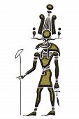 Khensu - God Of Ancient Egypt