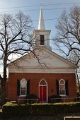 St. Mark's Episcopal Church, Fincastle, Virginia, USA