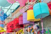 picture of mid autumn  - Lanterns for sale during Mid - JPG