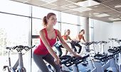 picture of exercise bike  - sport - JPG
