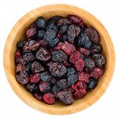 Постер, плакат: Dried Mix Berries Fruits