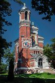 picture of church  - The Orthodox Church in Belarus - JPG