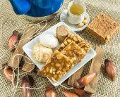 pic of brazilian food  - Delicious prepared for the famous Brazilian Festa Junina  - JPG