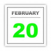 picture of february  - February 20 - JPG