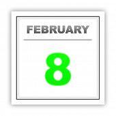 foto of february  - February 8 - JPG