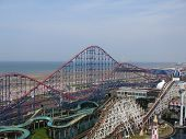 Pleasure Beach, Blackpool