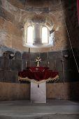 picture of apostolic  - It is interior of armenian Apostolic Church Armenia - JPG