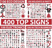 stock photo of office party  - 400 top signs - JPG