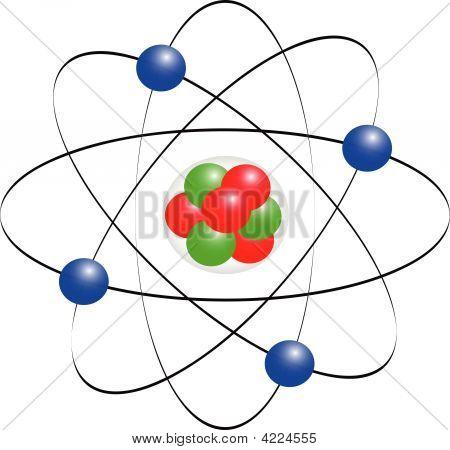 Neutron atom