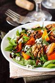 foto of vinegar  - Delicious salad - JPG