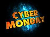 foto of monday  - Cyber Monday  - JPG