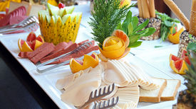 image of all-inclusive  - Food Buffet in Restaurant - JPG