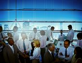 foto of seminars  - Business People Colleagues Teamwork Meeting Seminar Conference Concept - JPG