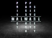 picture of malware  - Privacy concept - JPG