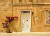 pic of olden days  - Traditional exterior door in Malta - JPG