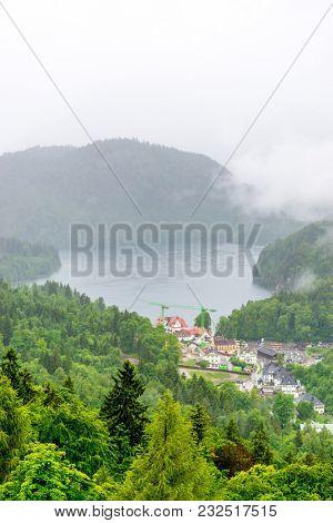 Hohenschwanga Bavaria Germany