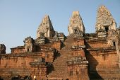 Постер, плакат: Храм комплекса Ангкор