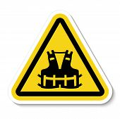Ppe Icon.wearing A Life Jacket For Safety Symbol Sign Isolate On White Background,vector Illustratio poster