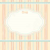 picture of shabby chic  - Vector background in shabby chic style - JPG
