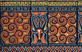 Traditional Designs In Tana Toraja Region