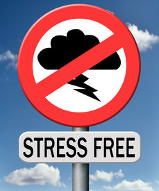 image of stressless  - stress free zone trough control management and therapy reduce the work pressure in your job - JPG