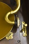 Antique Gramophone Phonograph 6