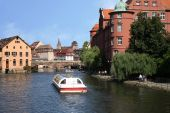 picture of hydrofoil  - Visiting Strasbourg from the water - JPG
