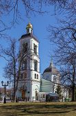 Church In Tsaritsyno, Moscow
