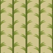image of bamboo forest  - Seamless background with bamboo forest for your design - JPG