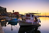 picture of piraeus  - Morning in Mikrolimano marina in Athens - JPG